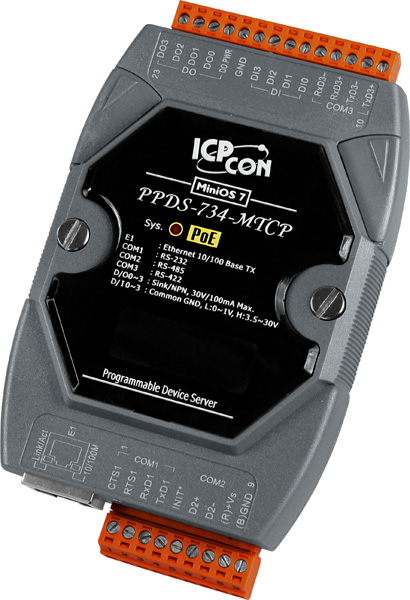 PPDS-734-MTCP CR