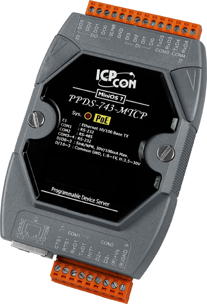 PPDS-743-MTCP CR