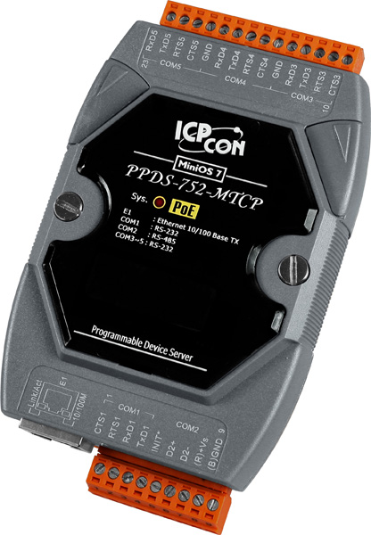 PPDS-752-MTCP CR